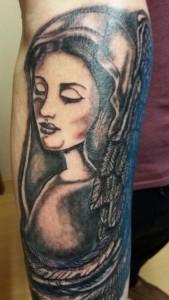 Tattoo Shorty 024