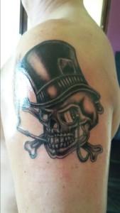 Tattoo Shorty 031