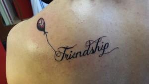Tattoo Shorty 070