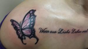 Tattoo Shorty 340
